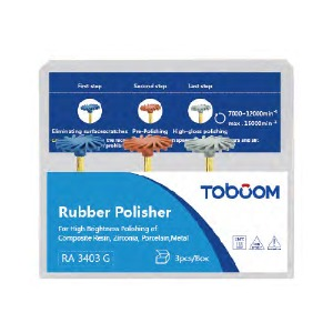 Rubber Polisher (RA 3403 G)