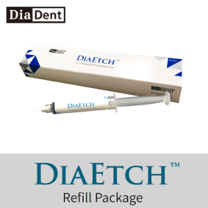 DiaEtch 37% Refill Package	(5ml*1sringe + 5tips)
