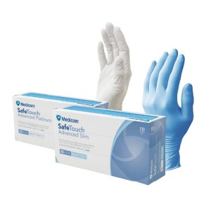 (medicom) Advanced Platinum - Nitrile gloves 100pcs