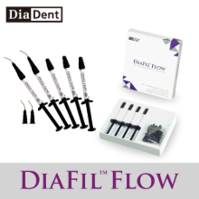 DiaFil Flow Economic Package (2g*4sringe + 40tips)